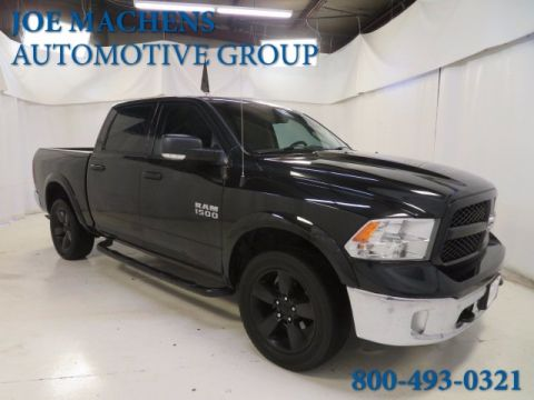 Pre-Owned 2015 Ram 1500 Big Horn 4WD