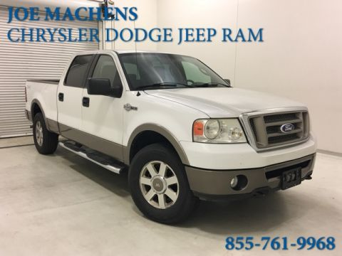 Pre-Owned 2006 Ford F-150 King Ranch 4WD