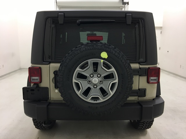 New 2018 Jeep Wrangler Jk Rubicon Sport Utility In