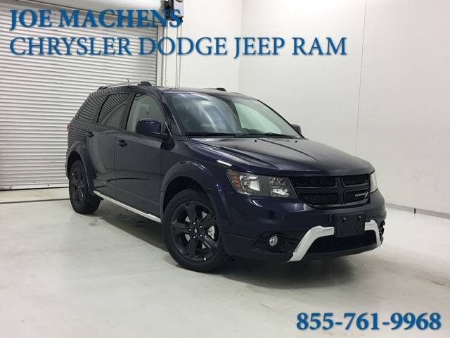 New 2018 Dodge Journey Crossroad Sport Utility In Columbia D2737