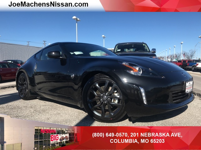 New 2018 Nissan 370Z Touring 2D Coupe in Columbia #N13318 | Machens ...