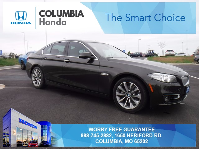 Pre Owned 2014 BMW 5 Series 528i XDrive