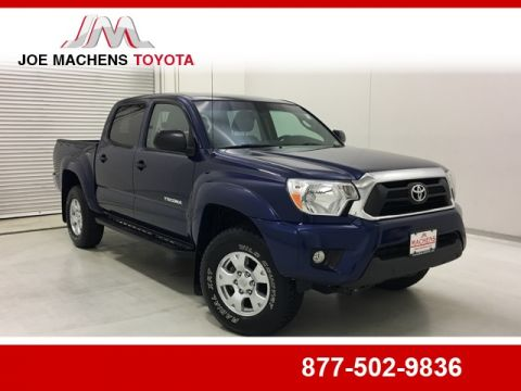 Car Dealerships In Columbia Mo >> Pre-Owned 2015 Toyota Tacoma Base 4WD