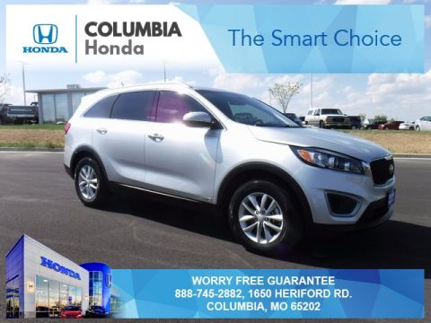 Pre owned 2017 kia sorento lx awd for Honda dealer columbia mo